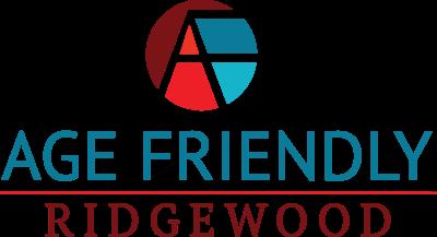 Age Friendly Ridgewood logo